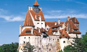 Bran Castle, Bucharest