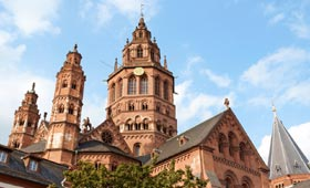 St Martin's Cathedral, Mainz